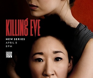 cross推薦:電視影集《Killing Eve》,BBC
